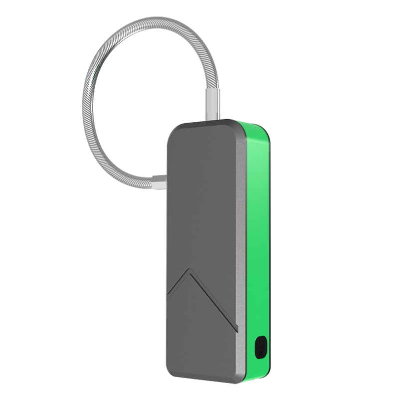Fingerprint Padlock FL-S1 (Green)