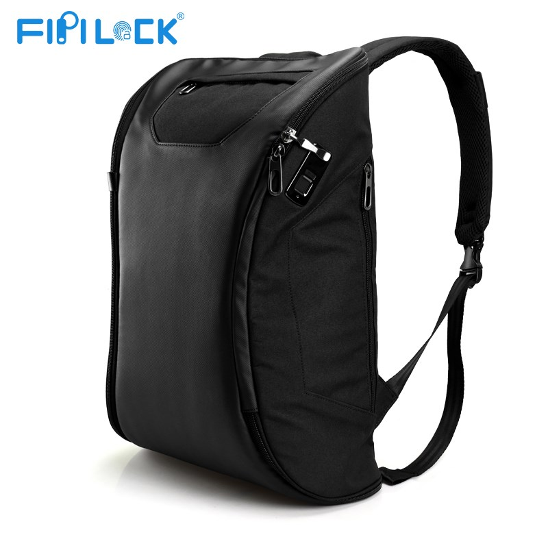 fingerprint backpack lock