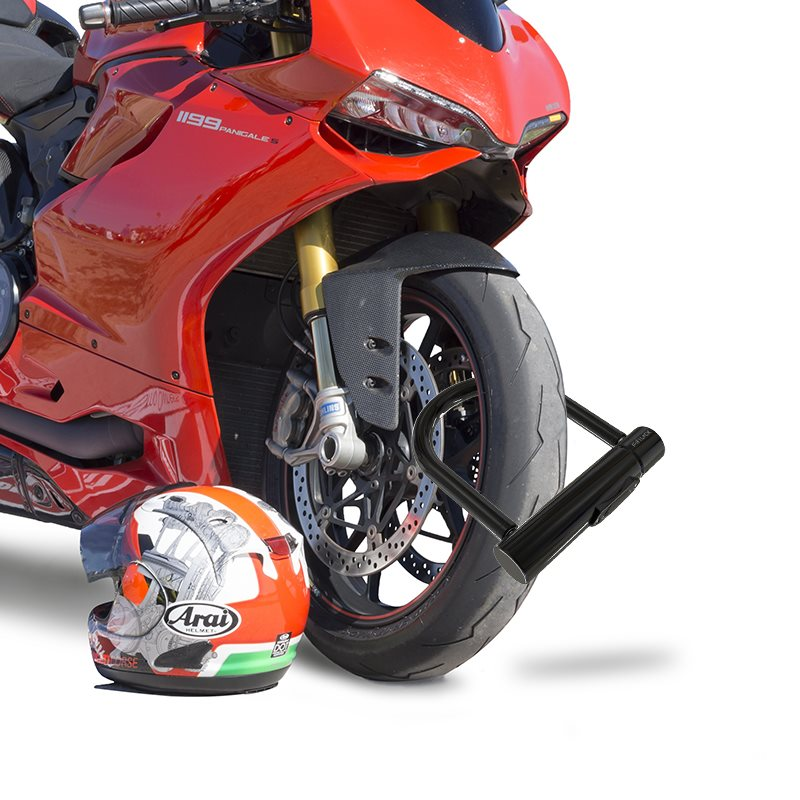 Motorcycle Anti-theft Starts With Locks