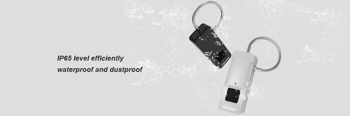 IP65 bluetooth padlock